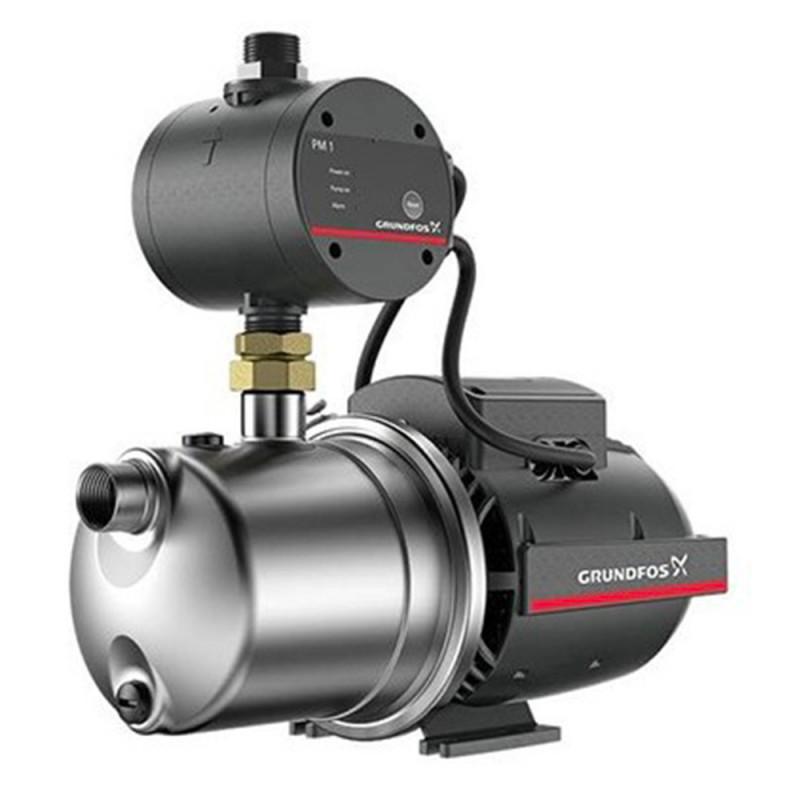 Pompe a eau Grundfos JP454PM1 1,13 kW autoamorçante jusqu'à 4,5 m3/h monophasé 220V