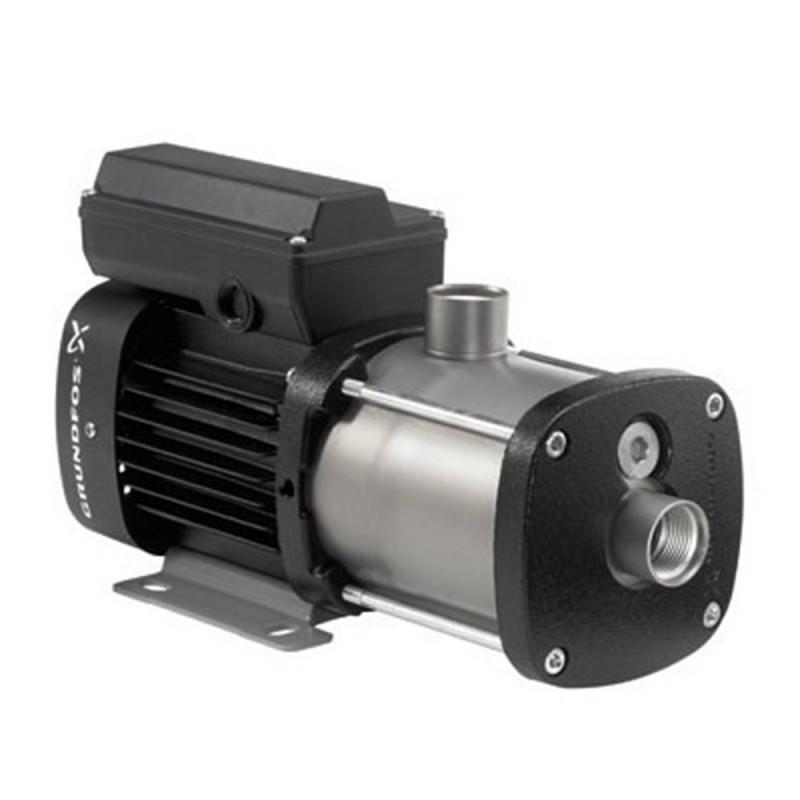 Pompe a eau Grundfos CM55SP 0,90 kW autoamorçante jusqu'à 6,5 m3/h monophasé 220V