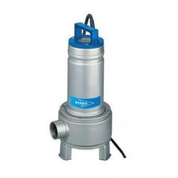Pompe de relevage Flygt Delinox DX eau usée avec roue bi-canal triphasé 380V