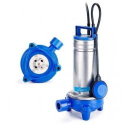 Pompe de relevage Flygt Delinox Grinder eau usée avec broyeur monophasé 220V