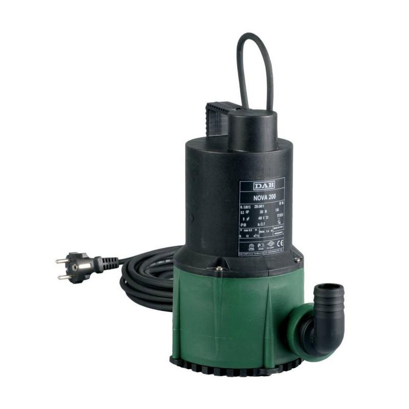 Pompe eau claire DAB NOVA 200 0,22 kW jusqu'à 9 m3/h monophasé 220V
