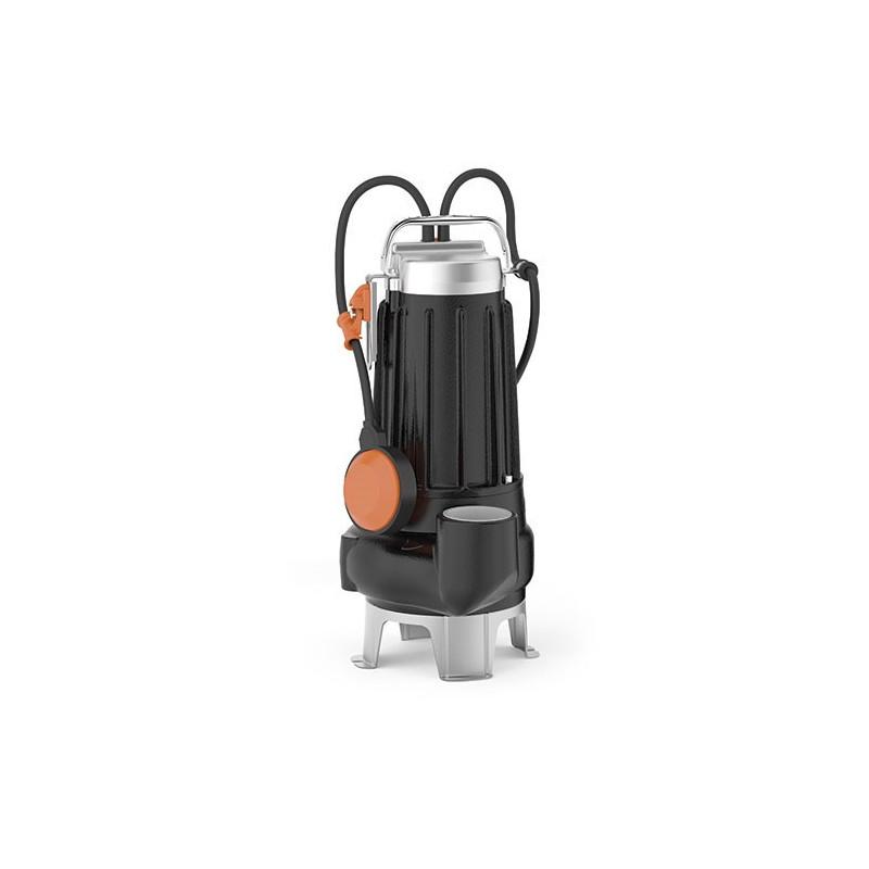 Pompe de relevage Pedrollo MC 45 jusqu'à 48 m3/h triphasé 380V