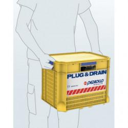 Kit anti inondation Pedrollo Plug & Drain - Pompe a eau monophasé 220V