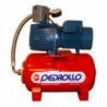 """Surpresseur 60L Pedrollo Hydrofresh jusqu'à 7,8 m3/h - Pompe a eau centrifuge monophasé 220V : Tension d'alimentation en volt:220 V, Puissance en kW:0,75 kW, Pression en bars:5 bars max, Débit en m3/h:4,2 m3/h max, Raccord d'aspiration:1"""" - 26/34 M, Capacité en litres L:60 L, Raccord de refoulement:1"""" - 26/34 M, Dimensions LxlxH en mm:750 x 410 x 700, Type de liquide:Eau claire"""