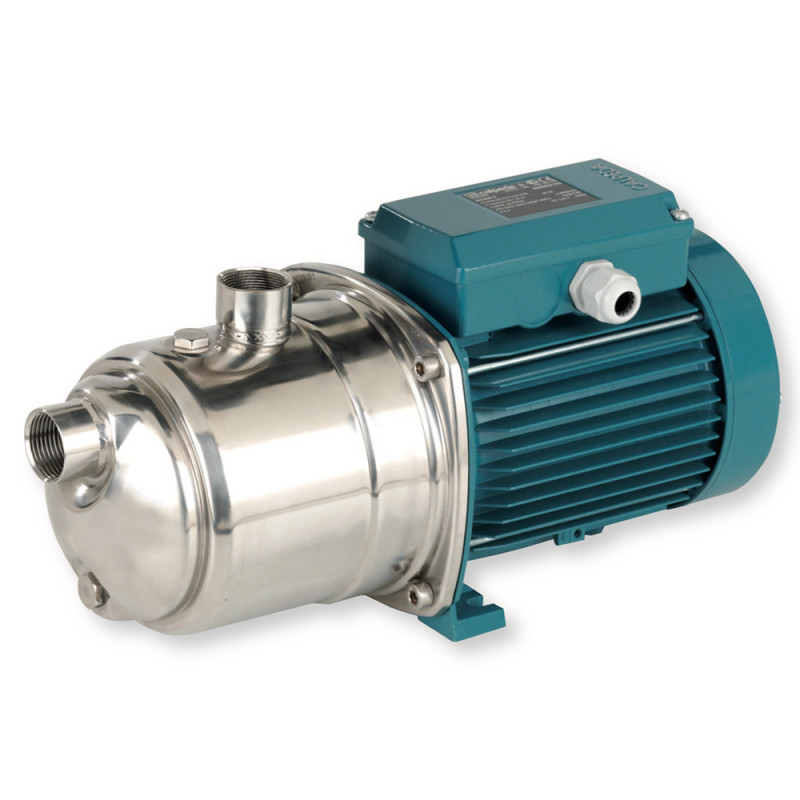 Pompe a eau Calpeda NGX autoamorçante inox jusqu'à 4,5 m3/h monophasé 220V