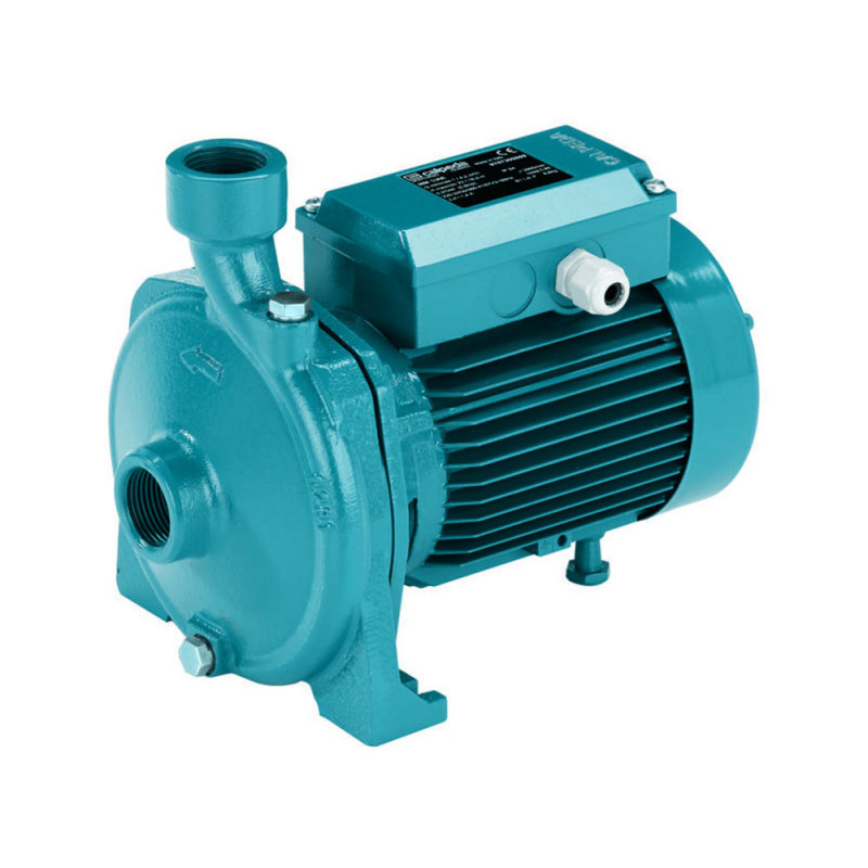 Pompe a eau Calpeda NM 10-12 centrifuge taraudée de 6,6 à 24 m3/h triphasé 380V
