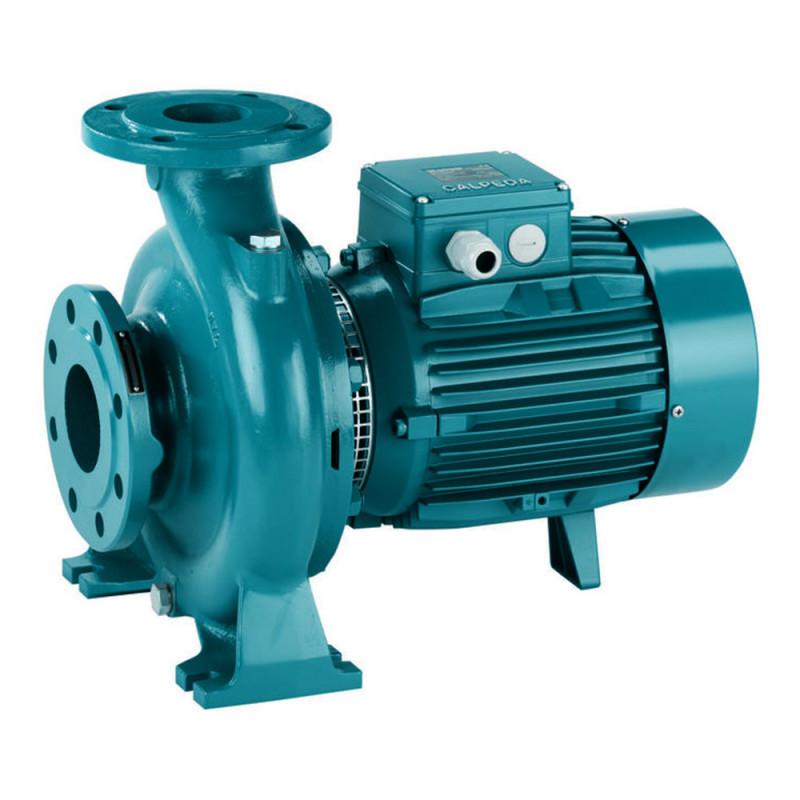 Pompe a eau Calpeda NM4-65 centrifuge à brides de 21 à 96 m3/h triphasé 380V