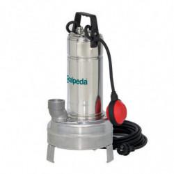 Pompe de relevage Calpeda GXV 40 tout inox à roue vortex triphasé 380V