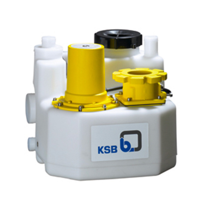 Station de relevage KSB mini-Compacta - Poste double monophasé 220V