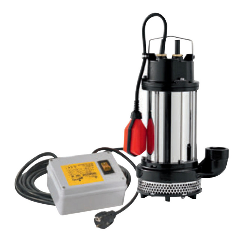 Pompe de relevage DAB Sémisom 190/320/465 eau claire monophasé 220V