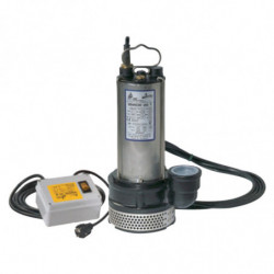 Pompe de relevage DAB Sémisom 320/465 eau claire triphasé 380V