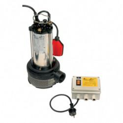 Pompe de relevage DAB Sémisom 130 H eau claire monophasé 220V