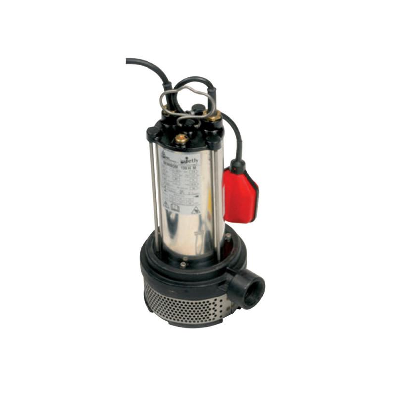 Pompe de relevage DAB Sémisom 130 H eau claire triphasé 380V