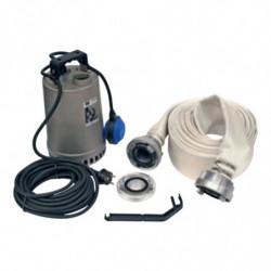 Kit de secours inondation eau claire DAB DR Steel 25 monophasé 220V