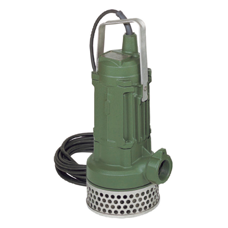 Pompe de relevage DAB Drenag 1800 eau de chantier triphasé 380V