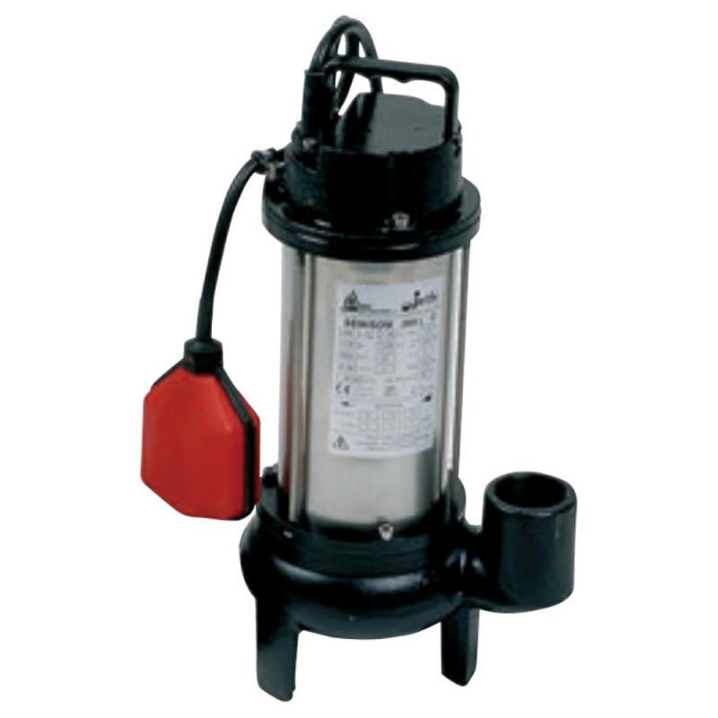 Pompe de relevage DAB Sémisom 265/290 eau chargée monophasé 220V