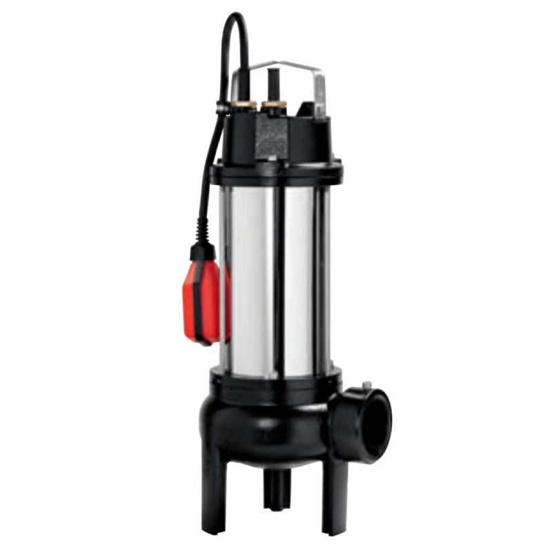Pompe de relevage DAB Sémisom 290 eau chargée triphasé 380V