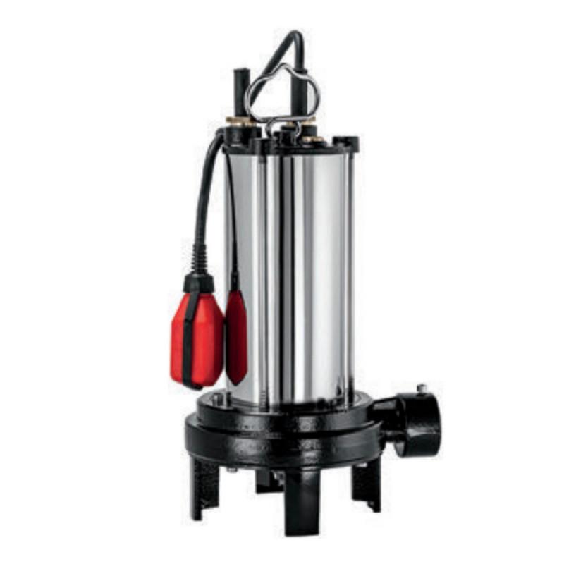 Pompe de relevage DAB Sémisom 125 GR eau chargée triphasé 380V