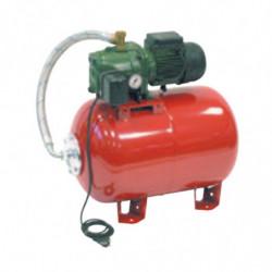 Surpresseur 60L DAB Aquajet Red - Réservoir horizontal à vessie avec pompe a eau monophasé 220V