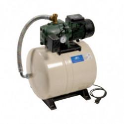 Surpresseur 60L DAB Aquajet GWS - Réservoir horizontal à diaphragme avec pompe a eau monophasé 220V