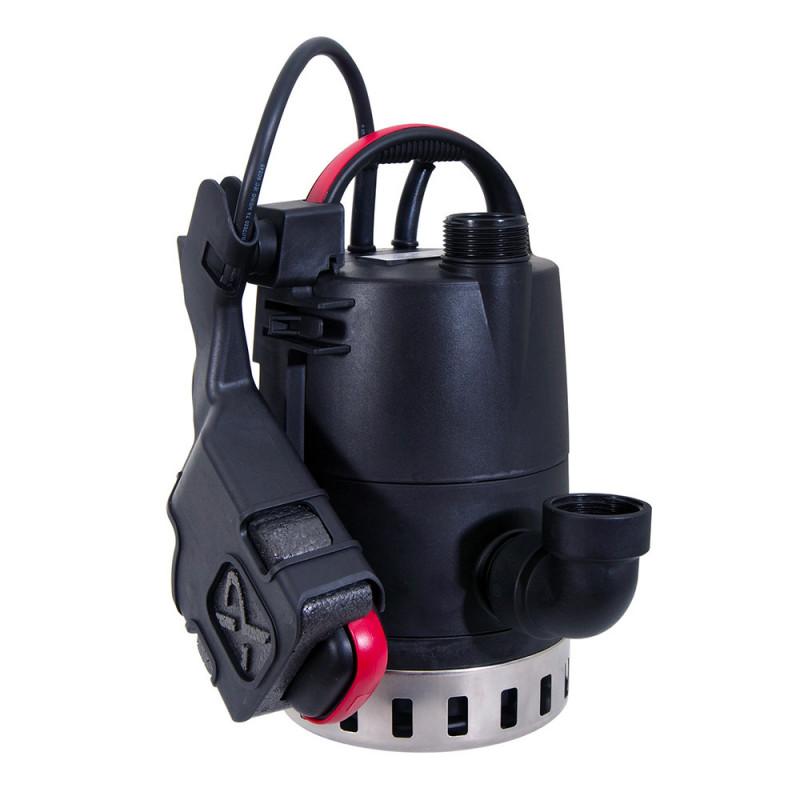 Pompe de relevage Grundfos Unilift CC avec bras de guidage - Vide cave eau claire monophasé 220V