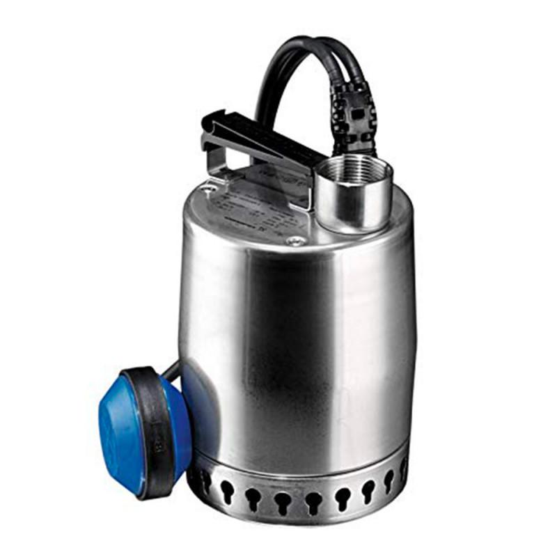 Pompe de relevage Grundfos Unilift KP - Vide cave eau usée monophasé 220V