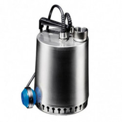 Pompe de relevage Grundfos Unilift AP 12 - Vide cave eau usée monophasé 220V