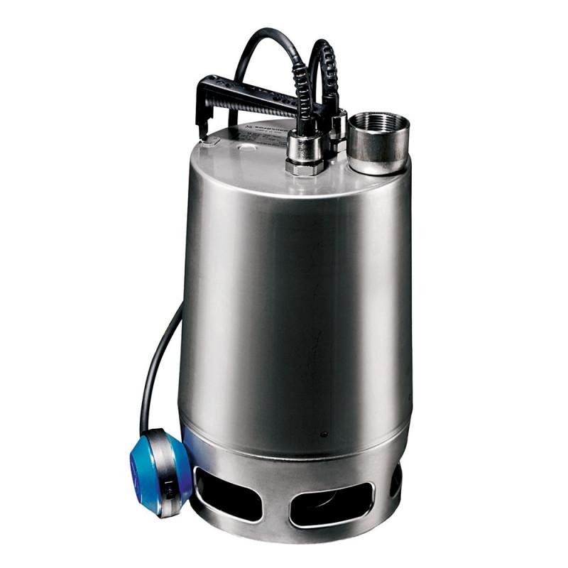 Pompe de relevage Grundfos Unilift AP 35 eau chargée triphasé 380V