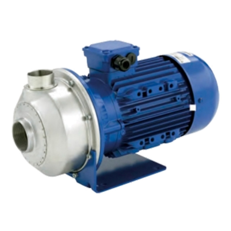 Pompe a eau Lowara CO centrifuge inox à roue ouverte triphasé 380V