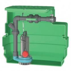 Station de relevage Calpeda CAL230 GQRM 10 eau légèrement chargée monophasé 220V