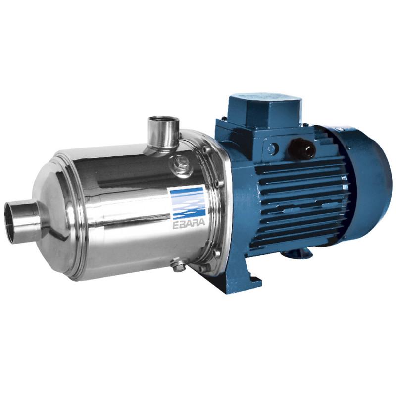 Pompe a eau Ebara Matrix 18 centrifuge multicellulaire jusqu'à 27 m3/h monophasé 220V