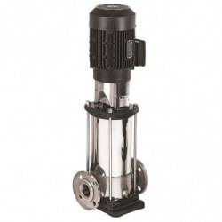 Pompe a eau Ebara EVMS 1 centrifuge multicellulaire à bride ronde libre de 0 à 2,4 m3/h triphasé 380V