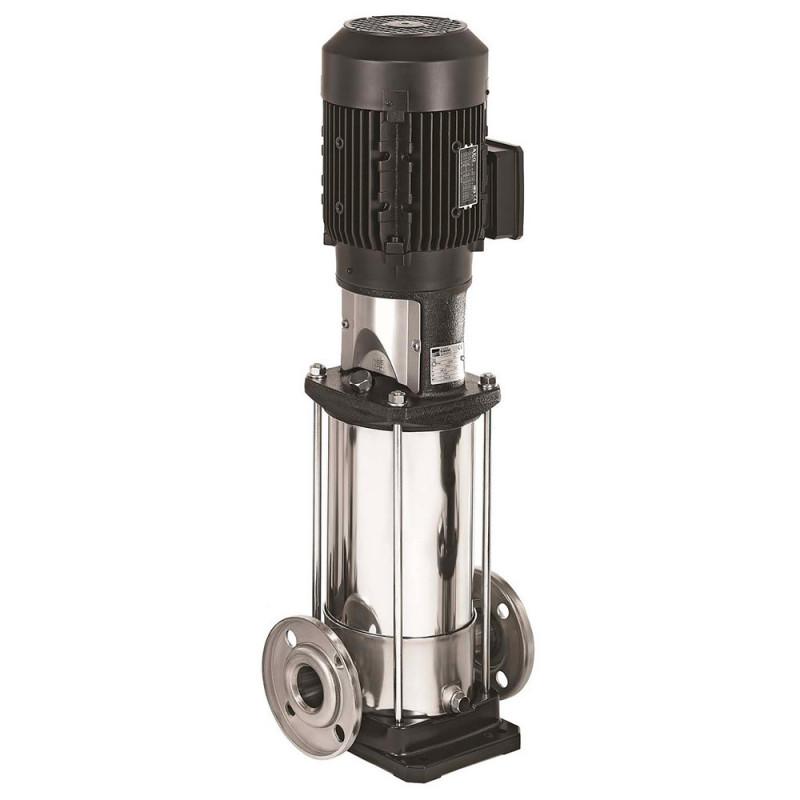 Pompe a eau Ebara EVMS 15 centrifuge multicellulaire en fonte à bride ronde libre de 7,8 à 24 m3/h triphasé 380V