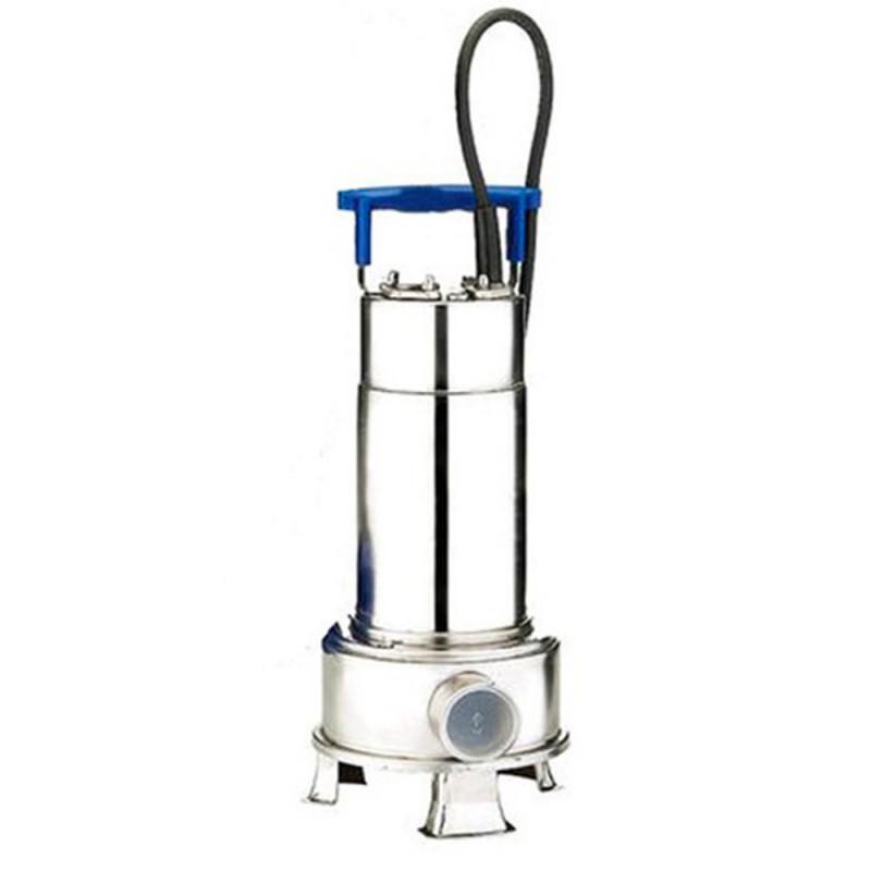Pompe de relevage Ebara Right 100 eau chargée jusqu'à 14,4 m3/h triphasé 380V