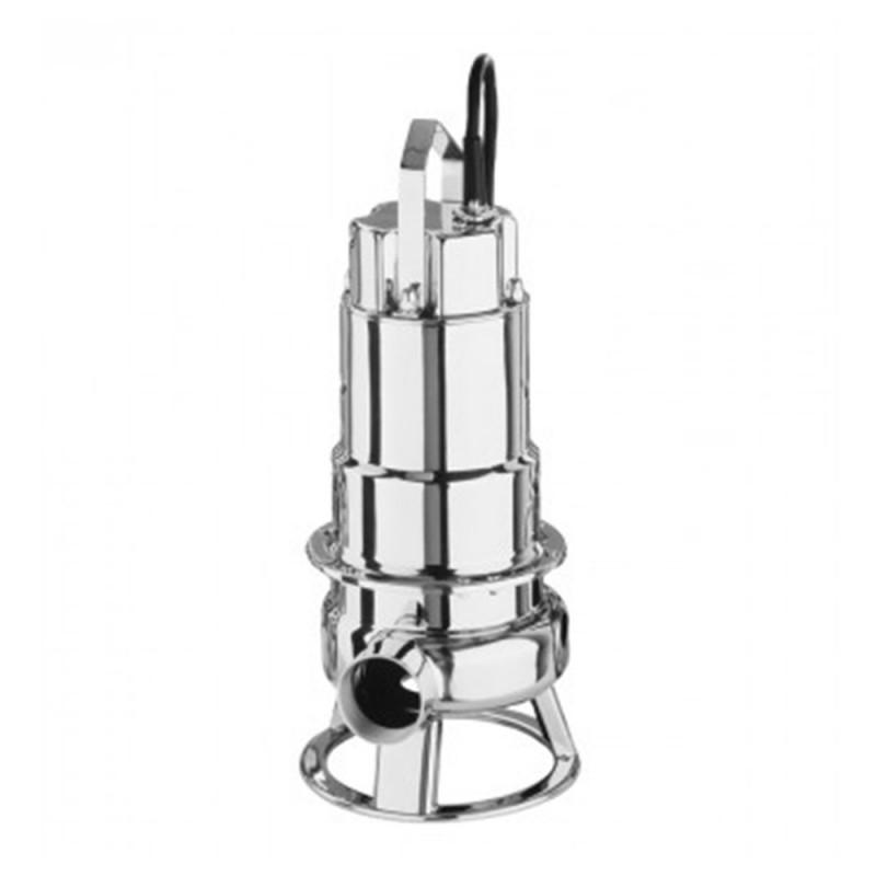 Pompe de relevage Ebara DWF avec bride eau usée triphasé 380V
