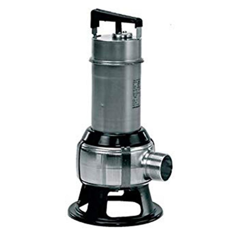 Pompe de relevage Grundfos Unilift AP 35B sans flotteur eau chargée monophasé 220V