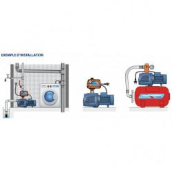 Pompe a eau Pedrollo JSW 1 auto-amorçante triphasé 380V