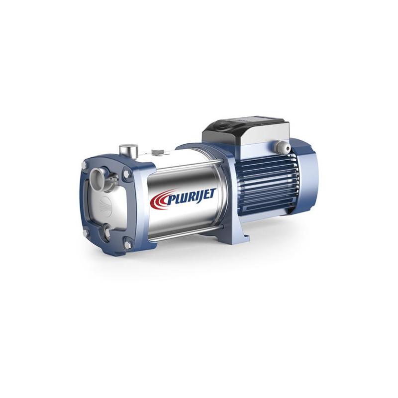 Pompe a eau Pedrollo Plurijet multicellulaire de 6 à 9,6 m3/h triphasé 380V