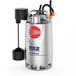 Pompe de relevage Pedrollo RX Vortex GM jusqu'à 10,8 m3/h monophasé 220V