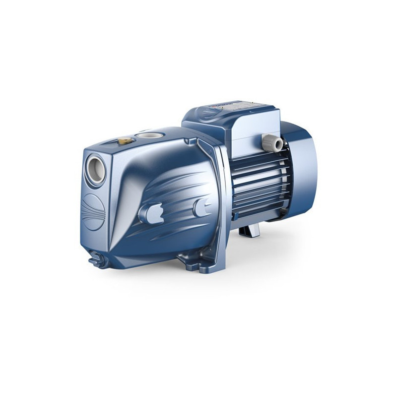 Pompe a eau Pedrollo JSW 1,10 kW auto-amorçante jusqu'à 4,2 m3/h triphasé 380V