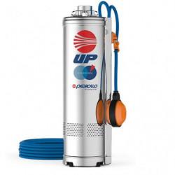 Pompe immergée Pedrollo UPm23GEFlotteur 0,55 kW jusqu'à 4,8 m3/h monophasé 220V