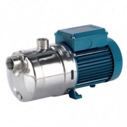 Pompe a eau Calpeda MXH203 0,45 kW multicellulaire tout inox jusqu'à 4,8 m3/h triphasé 380V