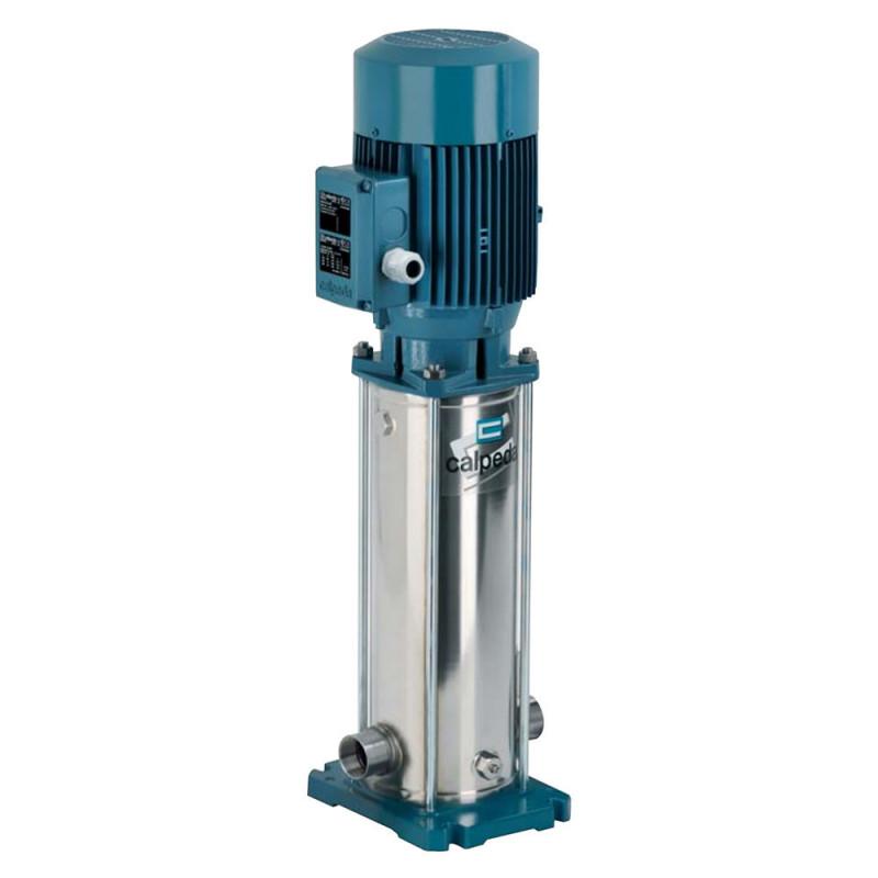 Pompe a eau Calpeda MXVB32406 1,50 kW multicellulaire tout inox jusqu'à 8 m3/h triphasé 380V