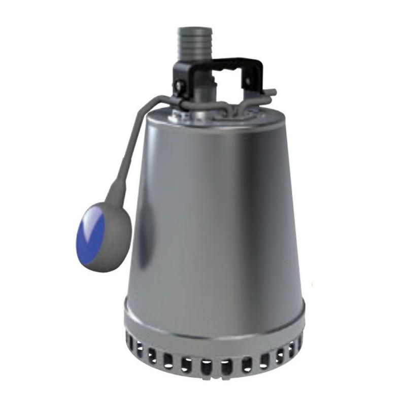 Pompe de relevage DAB DRSTEEL37AUT30M 0,37 kW eau claire jusqu'à 9 m3/h monophasé 220V