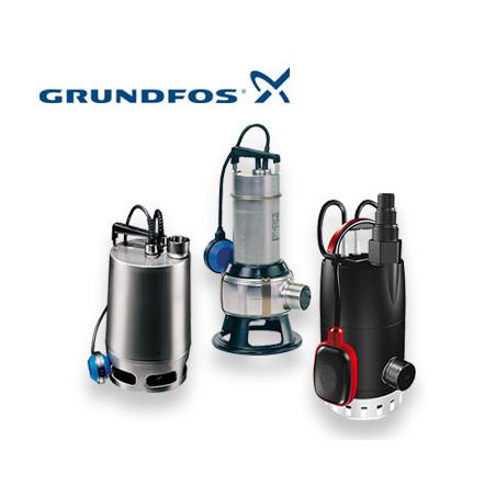 Pompe de relevage Grundfos | LaBonnePompe.com