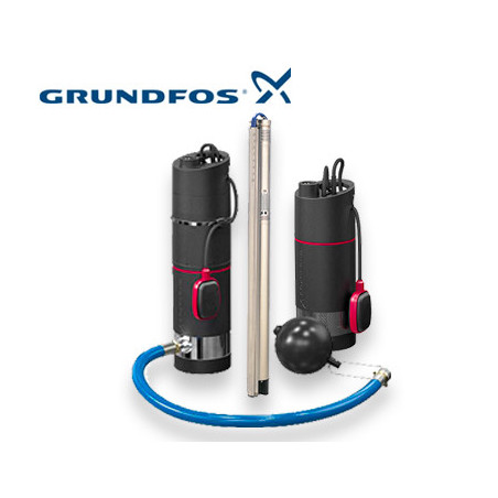 Pompe immergée Grundfos monophasé 220v | LaBonnePompe.com