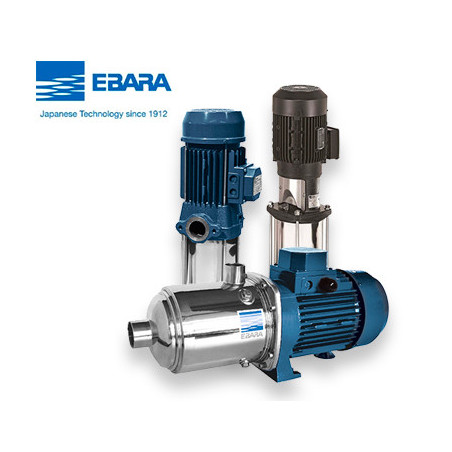Pompe multicellulaire Ebara | LaBonnePompe.com