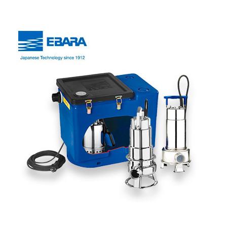 Pompe de relevage Ebara triphasé 380v | LaBonnePompe.com