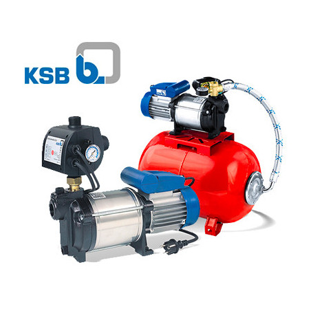 Surpresseur KSB   Surpresseurs eau Professionnels Industriels