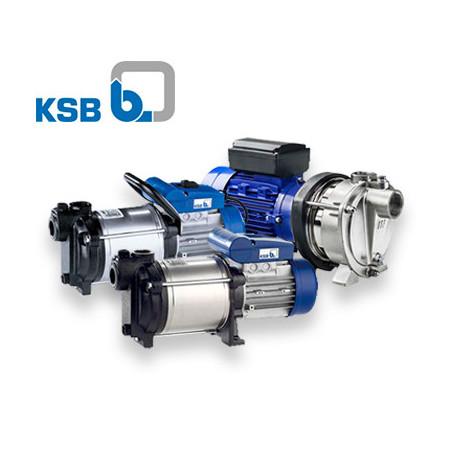 Pompe multicellulaire KSB monophasé 220v | LaBonnePompe.com